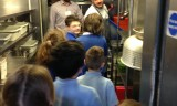 Year 4 go to Jamie Oliver's