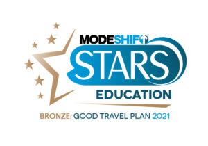 MODESHIFT Stars Education BRONZE: Good Travel Plan 2021