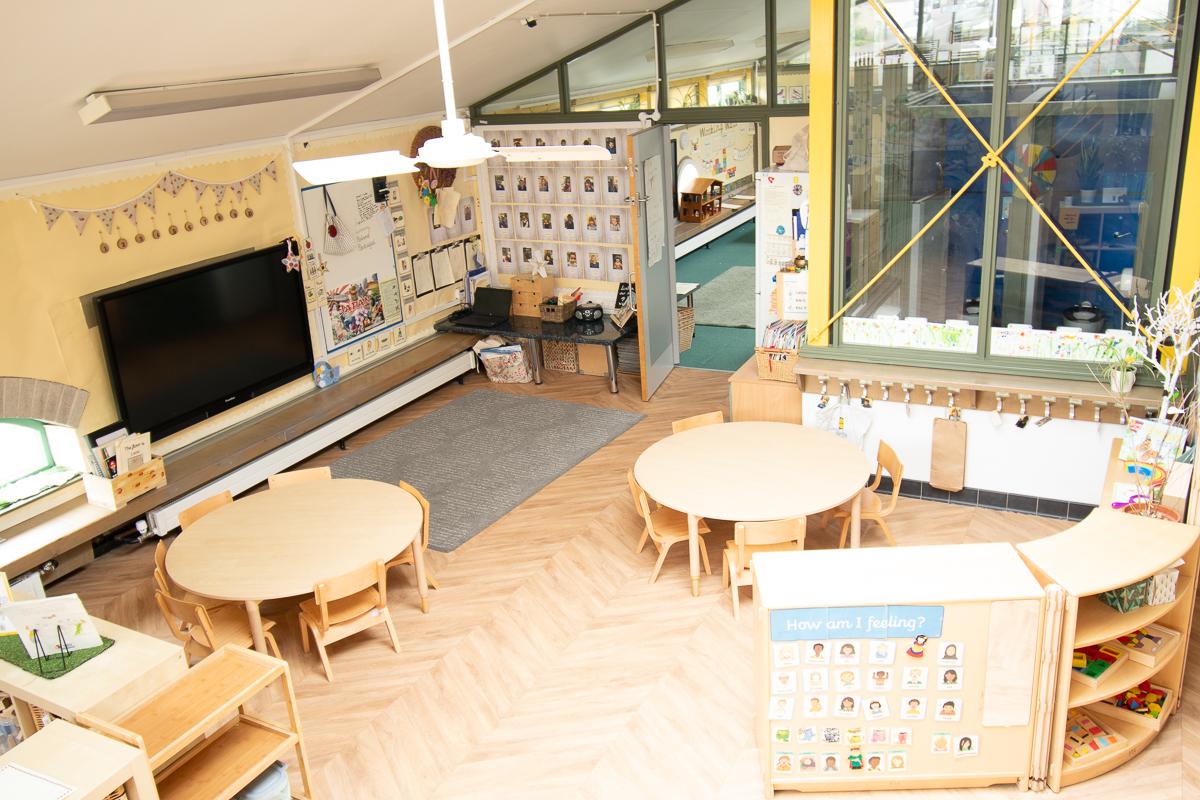 Nursery environment