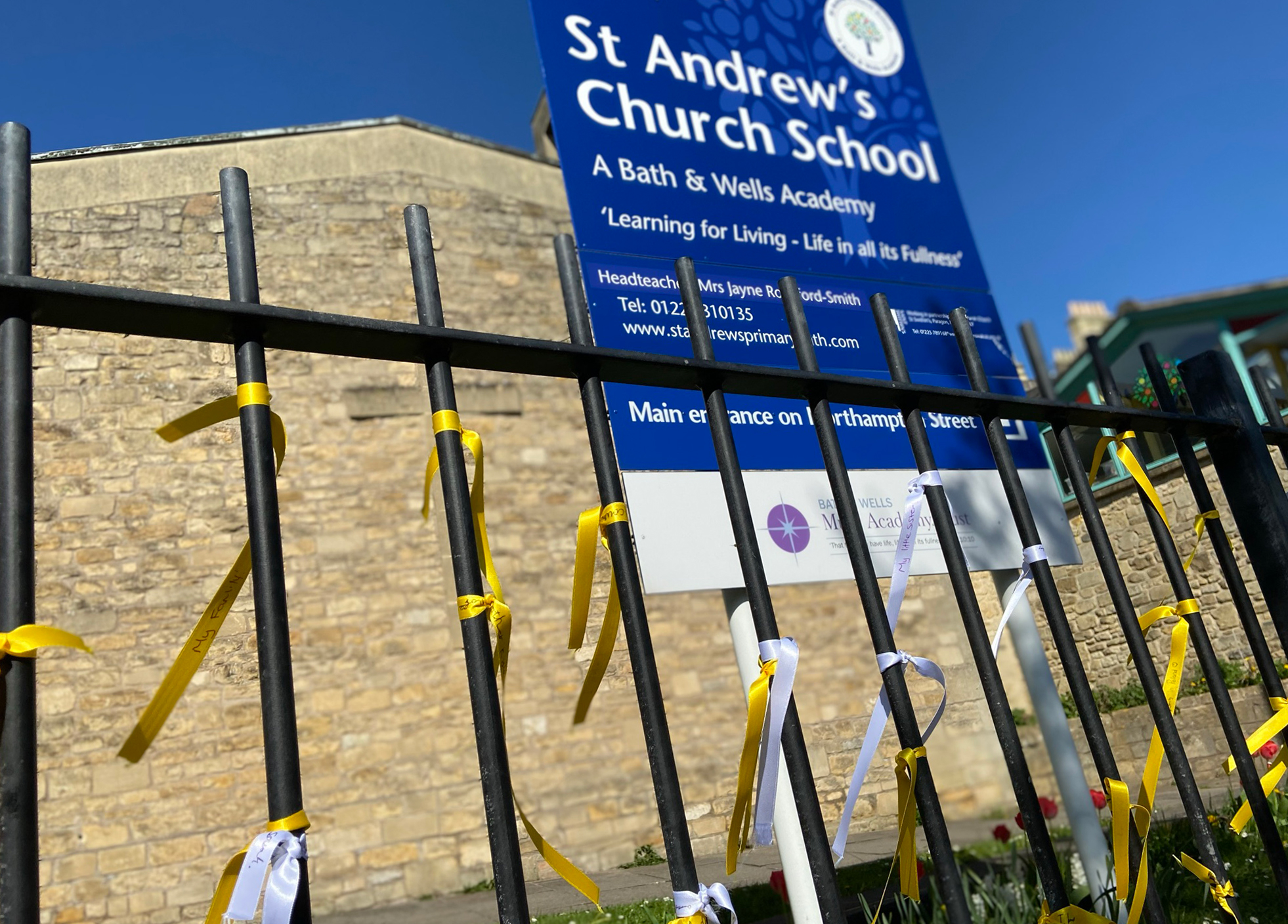 Messages of Hope - St Andrew's Church School