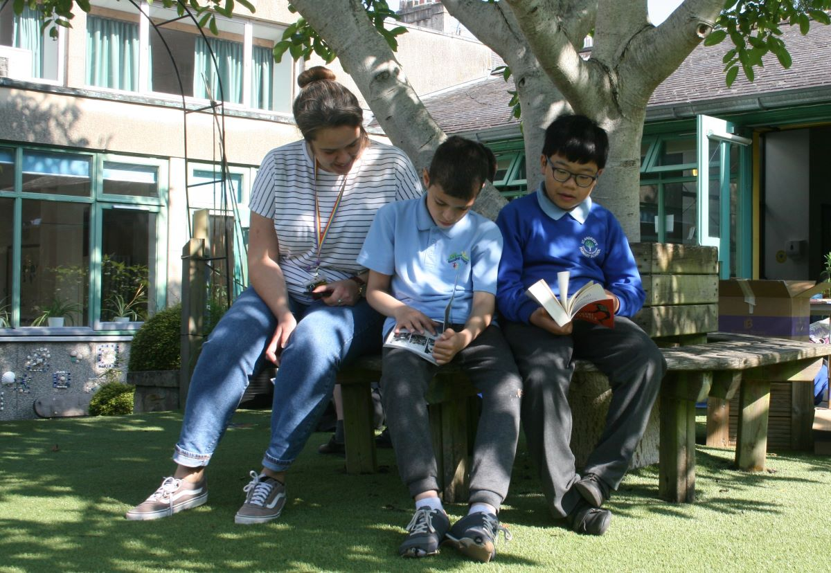 July 21 Young Readers Programme Year 5 and 6
