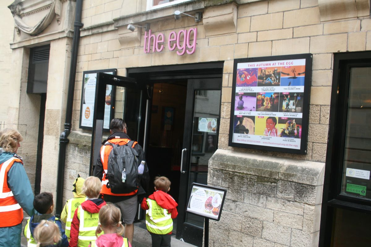 Reception  Visit the Egg to explore a Forest of Imagination and Egg collaboration – The Living Tree
